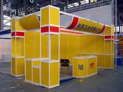 供应铝料展台供应商图片