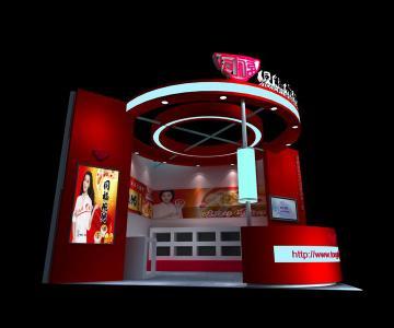 供应成都展台展厅设计公司图片