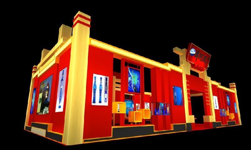 供应甘孜州展览设计公司图片