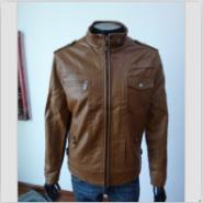 2012新款男式皮男士皮衣图片