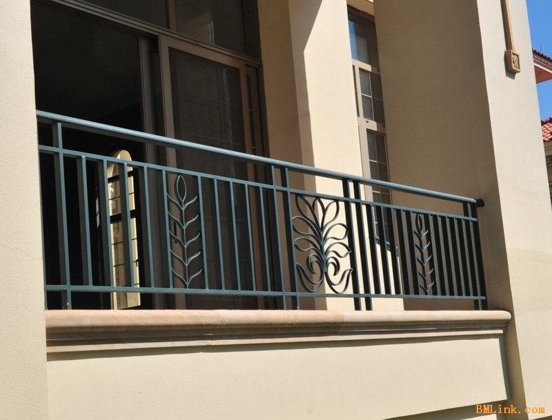 阳台护栏锌钢阳台护栏,不锈钢