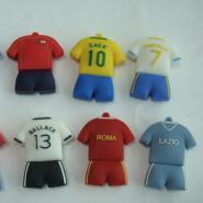 巴西足球球衣U盘外壳图片