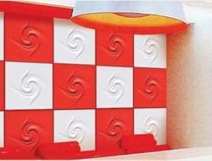 盛福3D背景墙系列之魔块系列图片