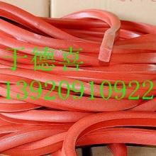 供应红色硅胶发泡胶条价格/红色硅胶发泡胶条供应商/红色硅胶发泡胶条厂批发