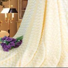 供应雪狐绒毯