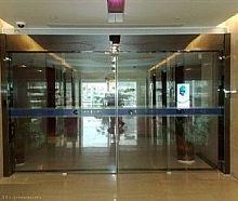 供应北京玻璃门贴膜玻璃门锁批发