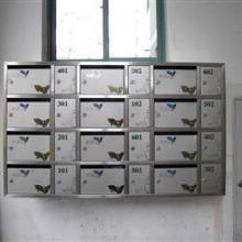 供应新飞亚不锈钢信报箱上海邮政信报箱指定品牌