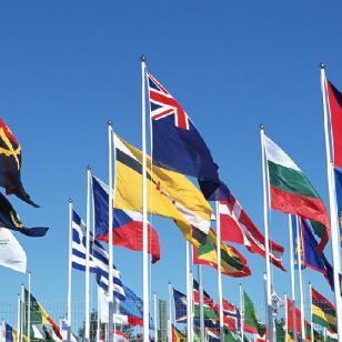 北京制作旗帜厂家图片