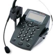 供应云南昆明北恩VF560耳麦电话 北恩VF560来电显示电话机