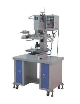 保百德平面气动烫金机HSA-4,工作台自动平面烫金机,平面烫印机