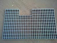 供应低碳钢异形钢格板