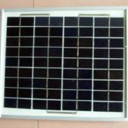 太阳能电池板10W图片
