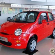 奇瑞QQ3电动汽车