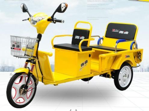 雅迪福尊电动三轮车批发价格,生产厂家,电动三轮车图片