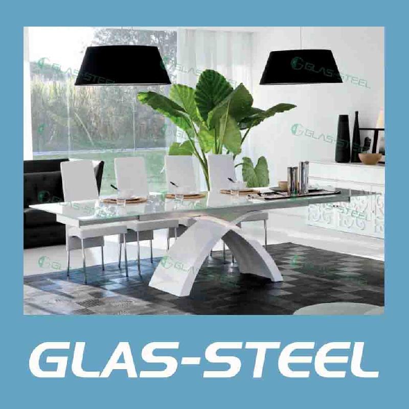供应佛山玻璃家具,餐桌,玻璃餐台,功能餐桌,多功能餐台