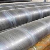 河北沧州螺旋钢管厂图片