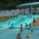 家庭竞赛宽滑梯/游乐池比赛滑梯/游泳池滑梯设备/2300块每米