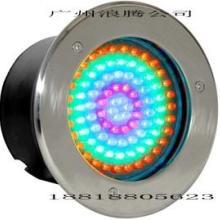 埋地灯/游泳池水下照明/小功率LED90珠6W(七彩或单色)