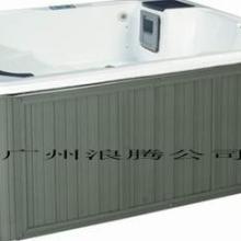 供应按摩浴缸-便携式