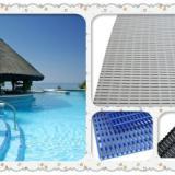 供应游泳池过道排水地席/游泳池地席厂