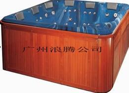 供应私家按摩浴缸-SPA浴缸
