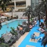 供应上海游泳池防水地席/游泳池卷席