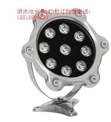 供应中国广东优质的喷泉水景LED灯