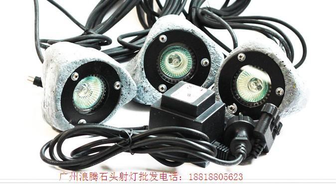 供应广东广州优质的假山造型灯