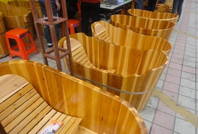 供应北京足浴木桶批发厂/足疗蒸汽桶