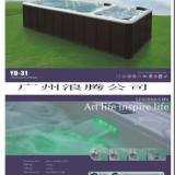 供应按摩浴缸-SPA浴缸
