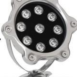 供应不锈钢水下射灯-LED90珠6W