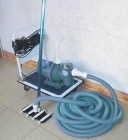 供应深圳游泳池5米伸缩杆/泳池铝杆