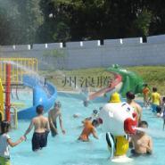 戏水大头小丑/游泳池戏水设备图片