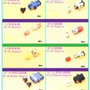 FC圆型带螺纹光纤接头/光纤连接器图片