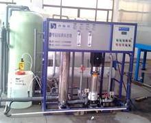 供应原水处理设备