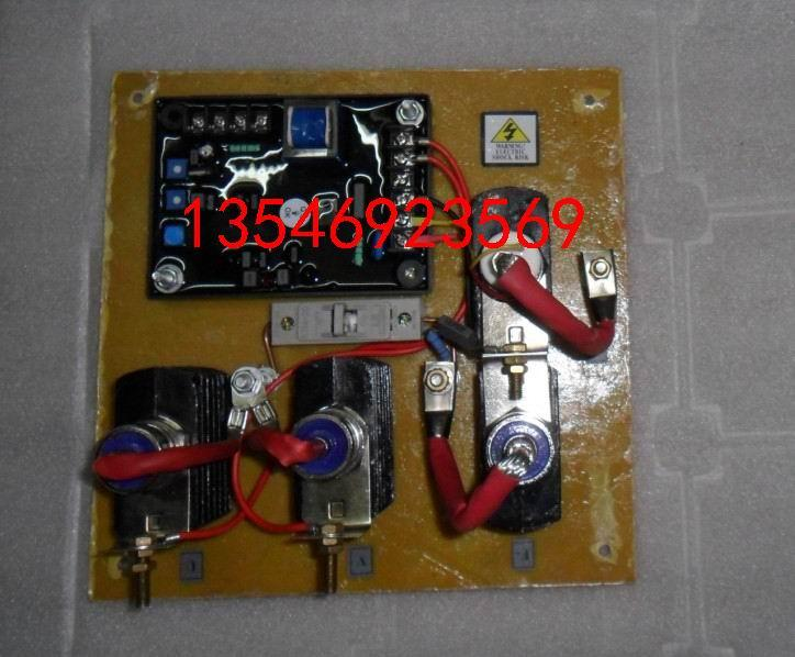 电压调节器图片 电压调节器样板图 GAVR 100A自动电压调...