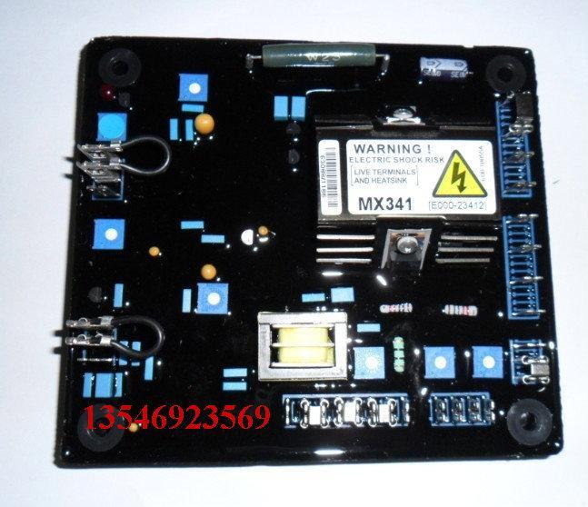 发电机图片 发电机样板图 发电机励磁调压板 东莞市烽拓电...