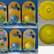 半边弹跳球弹跳碗弹力球玩具图片