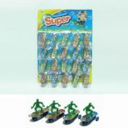 吊板装回力小滑板车玩具边贸交易图片