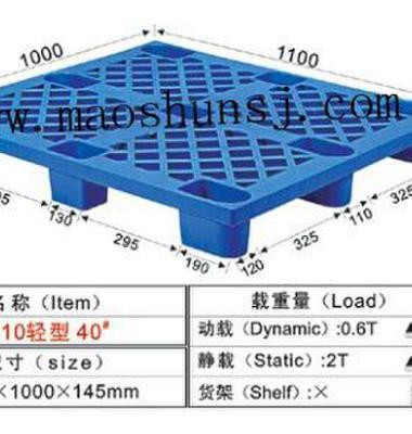 塑胶栈板托盘图片/塑胶栈板托盘样板图 (2)