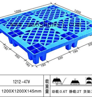 塑胶栈板托盘图片/塑胶栈板托盘样板图 (3)
