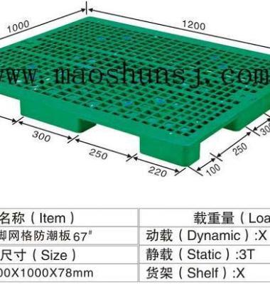 塑胶卡板图片/塑胶卡板样板图 (3)