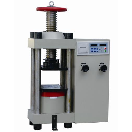水泥管压力检测试验机销售