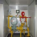 供应燃气调压(计量)柜
