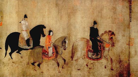 古代图片|古代样板图|古代院体画征集-上海海曲轩图片