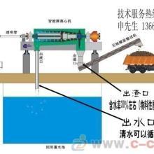 供应建筑桩基泥浆分离脱水机用于建筑打桩泥浆脱水全自动移动方便图片