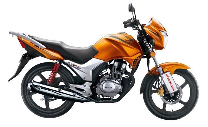 本田摩托车 本田摩托车报价及图片 本田摩托车125报价