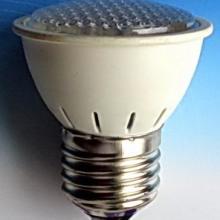 供应LED灯杯塑料外壳GU10灯杯外壳