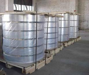 深圳6063氧化铝卷带图片