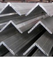 供应6083-T3铝合金角铝热卖6063国标铝扁排现货西南槽铝图片
